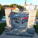 """Minister kultury osobiście przyjął petycję o wykreślenie z rejestru zabytków olsztyńskich """"szubienic"""""""