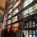 Po 40 latach rozpoczęto wielkie malowanie katedry w Elblągu