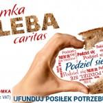 Elbląska Caritas zbiera na kromkę chleba