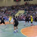 Vive Tauron Kielce wygrał z drużyną Mebli Wójcik Elbląg 26 : 20
