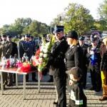 Mieszkańcy Olsztyna oddali hołd poległym strażakom