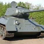 Muzeum w Orzyszu chce odnowić zabytkowy czołg