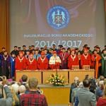 Inauguracja na UWM. Mniej kierunków, badania naukowe i umowy z pracodawcami