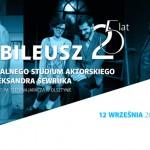 Jubileusz 25-lecia Studium Aktorskiego