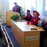 Inauguracja roku akademickiego na wydziale teologii UWM