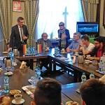 Uczniowie z Offenburga i Olsztyna realizują projekt z dziedziny automatyzacji