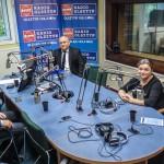 Ring polityczny – o przekopie Mierzei Wiślanej, ograniczeniach dla funkcjonariuszy MO i lotnisku w Szymanach