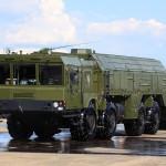 Rosja chce zostawić Iskandery w obwodzie kaliningradzkim