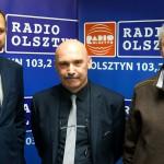 Radni Babalski, Głażewski i Szewczyk popierają utworzenie w Olsztynie kolei miejskiej