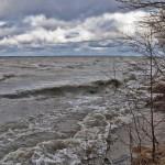 Synoptycy przestrzegają przed cofką wód Bałtyku do Zalewu Wiślanego i wód na Żuławach
