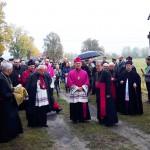 Biskup Górzyński przeszedł przez Wrota Warmii