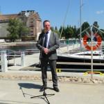 Arkadiusz Zgliński w zarządzie Związku Małych Portów Morskich