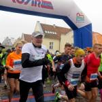 Ponad 600 biegaczy na Ukiel Olsztyn Półmaratonie