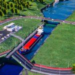 Rząd opracowuje specustawę ws. budowy kanału przez Mierzeję