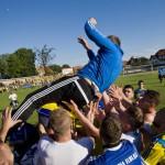 Sezon w piłkarskiej drugiej lidze dobiegł końca. Olimpia Elbląg zakończyła rozgrywki na wysokim 5. miejscu