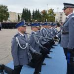 Na pierwszy stopień oficerski mianowanych zostało 510 policjantów