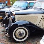 Zlot Zabytkowych Samochodów. Na Warmię przyjechały najpiękniejsze klasyki XX wieku