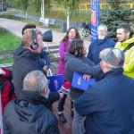 Spór o ścieżkę rowerową nad jeziorem Długim