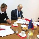 Strategiczne porozumienie w sprawie wody dla gminy Dywity