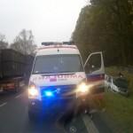 Wypadki na WiM – jedna osoba zginęła, 10 zostało rannych