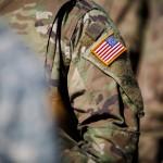 Powitanie amerykańskich żołnierzy w Polsce
