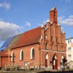 Cerkiew w Braniewie zamknięta z powodu złego stanu technicznego