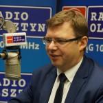 Wojewoda warmińsko-mazurski Artur Chojecki, fot. Łukasz Sadlak