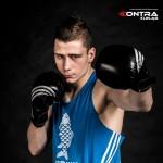 Dawid Michelus z Elbląga po raz siódmy z rzędu wystąpi w finale mistrzostw Polski w boksie