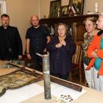 Kapsuła czasu powraca na wieżę katedry we Fromborku