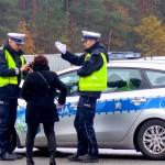 """Trwa policyjna akcja """"Znicz"""". 11 osób zginęło na polskich drogach od czwartku"""