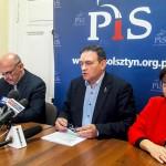 Radni PiS złożyli wniosek o odwołanie Haliny Ciunel
