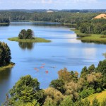 """Na mazurskie jeziora wypłyną pierwsze pasażerskie katamarany. To efekt programu """"500+""""?"""
