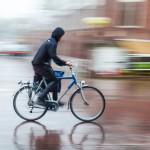 Pijany rowerzysta nie zajechał daleko