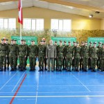 Służbę rozpoczęło 28 nowych funkcjonariuszy straży granicznej
