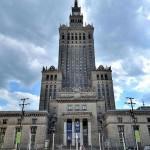 Na wakacje do… Warszawy