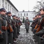 Musztra młodych legionistów w Olsztynku – FILM