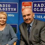 Ewa Zakrzewska i Jarosław Babalski o planach odwołania przewodniczącej olsztyńskiej rady miasta