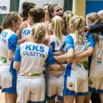 Kolejna sensacyjna wygrana koszykarek KKS Olsztyn