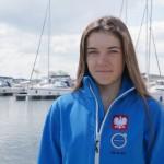 Julia Szmit obroniła tytuł żeglarskiej mistrzyni świata