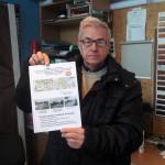 Działkowcy z Miodówka grożą wstrzymaniem budowy S51 Olsztyn-Olsztynek