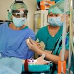 """Nowatorska operacja odtworzenia żuchwy zaatakowanej przez """"raka"""""""