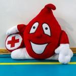 Podziel się krwią,  uratuj życie