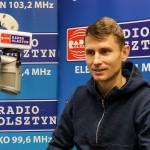Paweł Głowacki: piłkarze Stomilu Olsztyn proszą świętego Mikołaja o nowy stadion