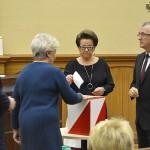 Halina Ciunel pozostanie przewodniczącą rady miasta