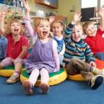 Przedszkolaki rozpoczęły nowy rok nauki i zabawy. Wojewódzka inauguracja odbyła się w placówce numer 14 w Olsztynie