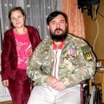 Ranni żołnierze z Ukrainy na rehabilitacji w Polsce