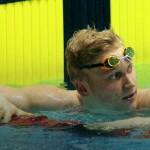 Na olsztyńskim basenie Stolarski dwukrotnie poprawił rekord kraju