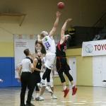 Koszykarze Stomilu przegrali w Krakowie
