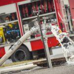 Śmiertelny pożar w Elblągu. Nie żyje 60-letnia kobieta