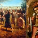 W drugim dniu świąt Bożego Narodzenia kościół wspomina pierwszego męczennika